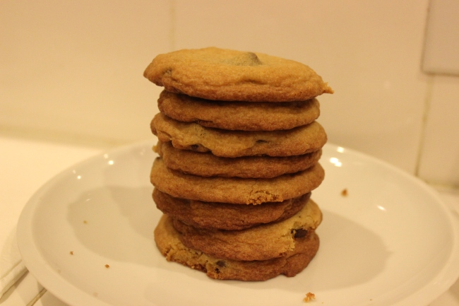 Chocolate Chip Cookies | longdistancebaking.com
