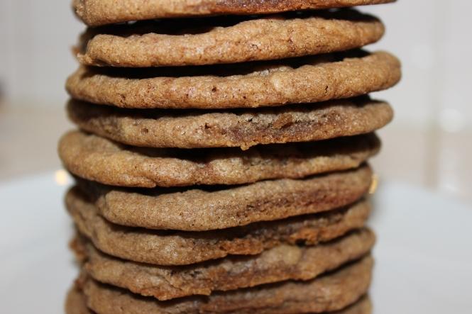 Nutella Swirl Cookies | longdistancebaking.com