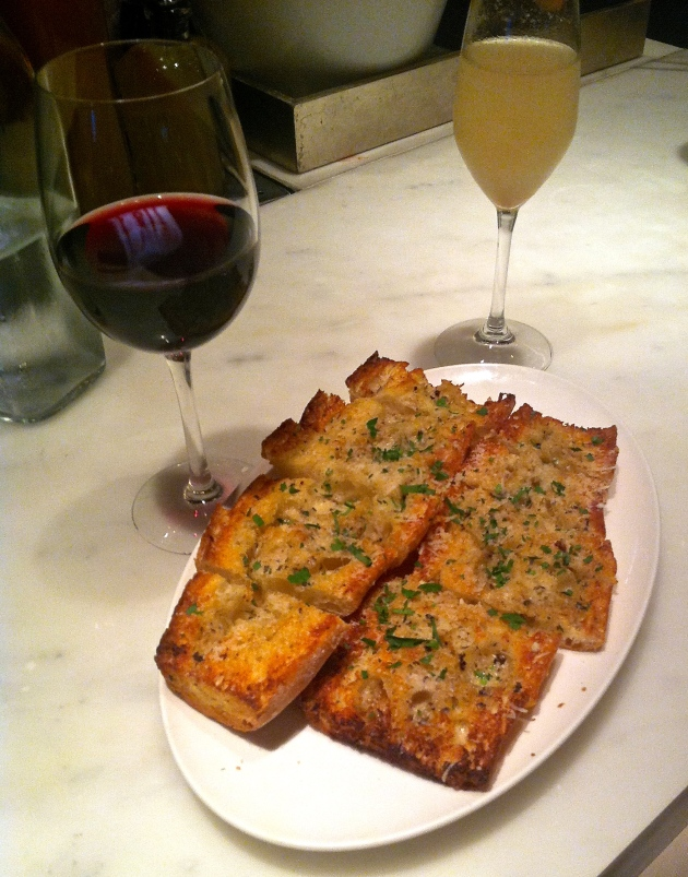 Truffled Garlic Bread at RPM Italian